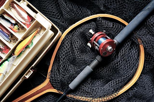 rybařství