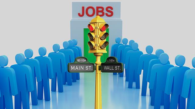 nízká míra nezaměstnanosti