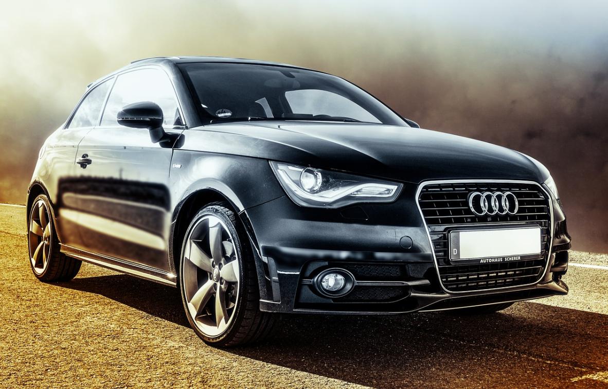 moderní Audi